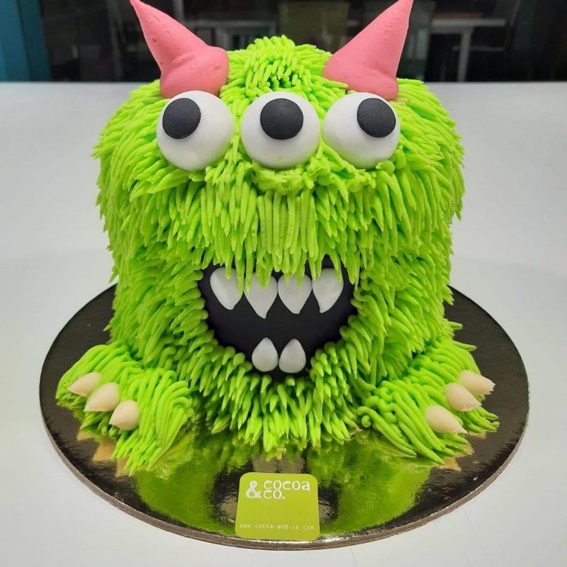 Monster cakes 2