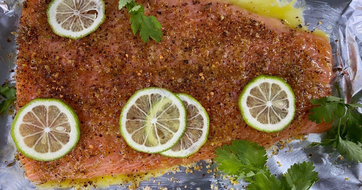 oveb baked salmon 2