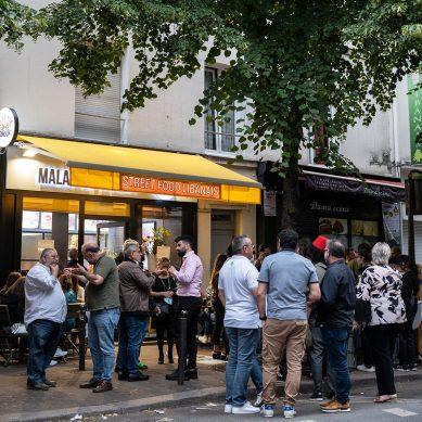 MALAK AL TAWOUK EXPANDS IN PARIS