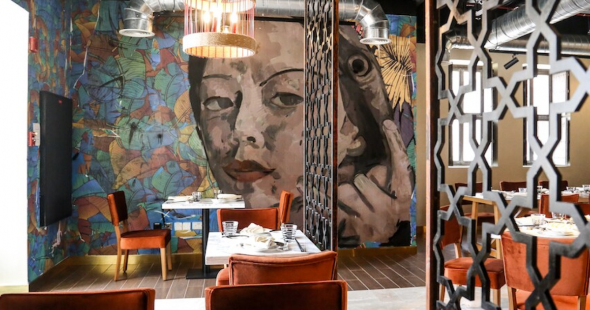 Sedap Asian Street Kitchen has opened its doors at Dubai's Al Seef